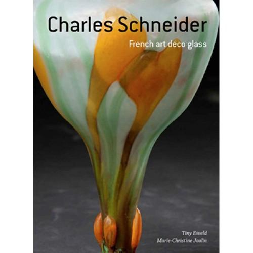 Charles Schneider French Art Deco Glass - Tiny Esveld